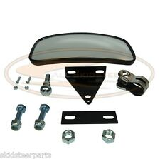New Rear View Mirror skid steer loader skidsteer Kubota New Holland mustang