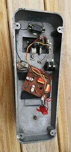 Rare 60s /  70s Jen  Cry Baby Spares or crybaby Repair guitar Wah pedal Italy
