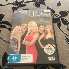 THE HILLS DVD. SEASON FIVE PART TWO
