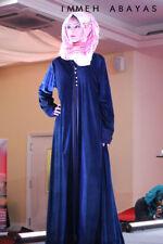 BNWOT Genuine  Abaya/ Long Dress JILBAB abaya velvet open  size 10/12