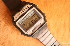 1980's Vintage Casio 82 H108 Melody Musical Alarm Digital LCD Watch