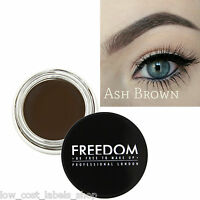 Freedom Makeup Eyebrow Definition HD Brows Pro Brow Pomade Ash Brown
