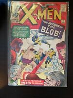 "X-Men #7 ""The Return of The Blob!"" Solid Good- Condition!!"