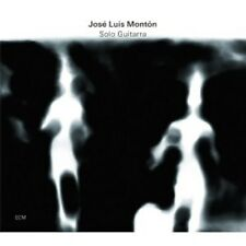 JOSE LUIS MONTON - SOLO GUITARRA  CD  13 TRACKS  MODERN JAZZ  NEW+