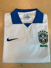 Brazil NEW 2019 Jersey Away White Size X-Large