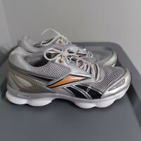 Reebok Runtone Action Men's Size 13 Running Shoes Gray/White Athletic Sneakers