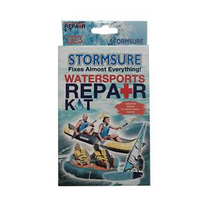 Stormsure Watersports Repair Kit in Box | Fix Sail Kite Drybag Inflatable Boat