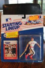 1988 Wally Joyner California Angels Kenner Starting Lineup Figure