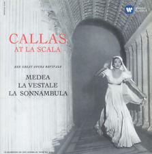 Maria Callas : Callas at La Scala: Her Great Opera Revivals CD (2014) ***NEW***
