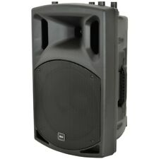 QTX QX Series QX12A 12 400W 4 Ohms Active Powered Moulded PA Speaker SINGLE