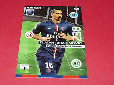 ZLATAN IBRA PARIS SAINT-GERMAIN PSG FOOTBALL ADRENALYN CARD PANINI 2015-2016