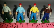ERTL 1/64 TOY FARM COUNTRY PEOPLE FIGURE MAN CARRYNG BUCKET DISPLAY S SCALE