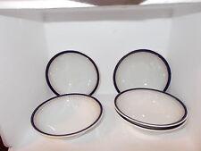 Simpson Potteries Ltd Chinastyle dessert bowls x 5 (binbrook)