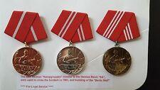 Medals set German Army