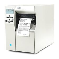 Zebra 105SL Paralelo Serial de transferencia térmica directa etiqueta con códigos de barras impresora