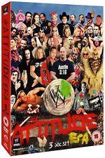 WWE: The Attitude Era [DVD]