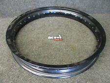 "New Akront black motocross rear wheel rim 18"" x 2.15 40 holes SMRIM085"