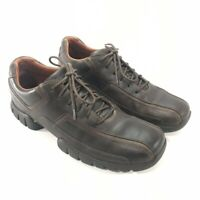 Rockport XCS Kinetic Air Lace-up Casual Shoes Brown Men's Shoe Size 12