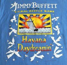Vintage Authentic Jimmy Buffett 1997 Havana Daydreamin' Tour Men's Xl T-Shirt