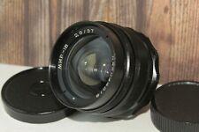 🔥MIR-1B 🔥1V Russian Flektogon 37mm f2.8 lens M42 Pentax Canon dSLR camera