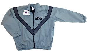 New US Army IPFU Jacket Size Extra Large/Long DSCP Reflective 8415-0-465-4672