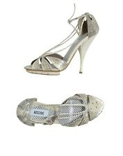 Moschino Open Toe Ankle Strap Heels Sandal US Size 6 NWB