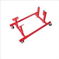 560kg Universal Mobile Engine Cradle Dolly Skates Transporting Moving Trolley