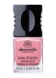 alessandro Nagellack Happy Pink 138 / 10 ml