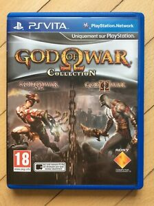 PS Vita God of War Collection