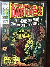 Chamber of Darkness #4 (1970)  Marvel Comics / Horror