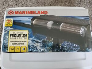 Marineland PF0350B 350GPH Penguin Power Filter Read Description