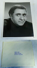 1970s press photo ~ MICHAEL CONSTANTINE looks suspicious ~ Sirota's Court