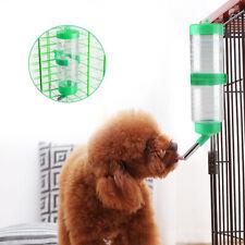 New listing New Pet Rat Water Drinking Bottle Hamster Hanging Water Dispenser Steel Nozzle