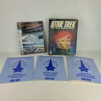 Vintage 1983 Star Trek: The Role Playing Game Fasa Second 2nd Edition #2004