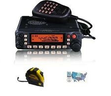 Yaesu FT-7900R VHF/UHF, 50W Mobile Radio with FREE Radiowavz Antenna Tape!
