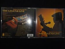 CD ROBERT LOCKWOOD JR / THE LEGEND LIVE /