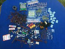 Lot of Model Train Parts & Pieces