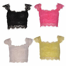 Unbranded Polyester Stretch Other Tops for Women