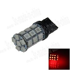 1X Red 7443 7440 27 5050 SMD LED Brake Turn Signal Rear Light Bulb Lamp G004