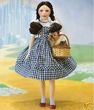 Wizard of OZ   Dorothy   Doll  - Franklin Mint- NEW