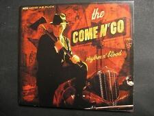 """COME N' GO """"RHYTHM N' BLOOD"""" - CD - DIGI PACK - VOODOO RHYTHM RECORDS"""
