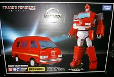 TRANSFORMERS Official TAKARA MASTERPIECE MP-27 IRONHIDE (MIB)