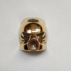 LEGO Bionicle Custom Chrome Gold Hau Mask 8534