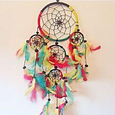 Dream Catchers - Multi Coloured Kids Room Dreamcatcher -Native American Indian