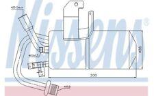 NISSENS Filtro deshidratante, aire acondicionado FORD FIESTA VOLVO V40 95317