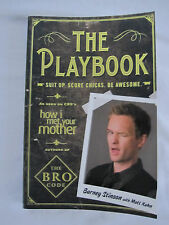 The Playbook - Barney Stinson, Englisch - How i met your mother, Bro code
