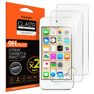 Spigen®Apple iPod Touch 6th & 5th [tR SLIM] Shockproof Glass Screen Protector