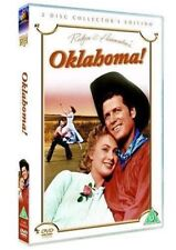 OKLAHOMA! WITH SING-ALONG OPTION 2 DISC BOX SET SPECIAL EDITION REGION 2 DVD NEW