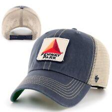 c1239a6509bde Boston Red Sox Fenway Park Citgo Sign 47 Brand Mesh-Back Snap-Back Trucker