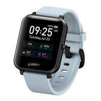 1,54 Zoll IP67 Bluetooth 60+ Uhrengesichter Smartwatch Smart Watch Grau